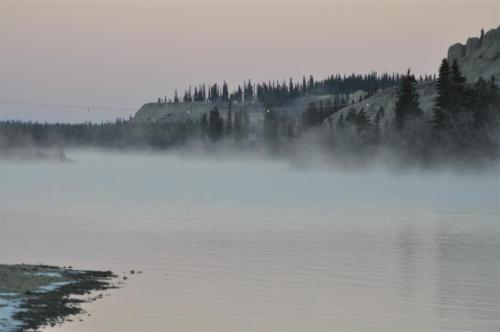 River fog (Large)