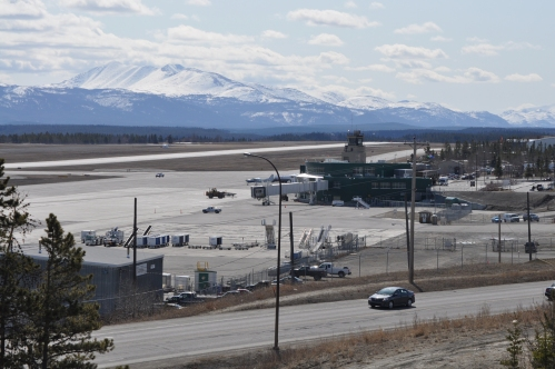 Whitehorse airport (1)