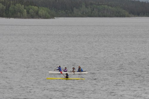 Teslin boaters (1)