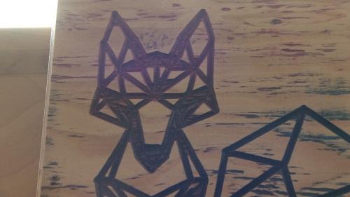Yukonstruct- fox
