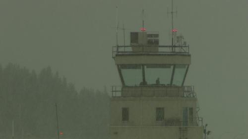 Whitehorse airport