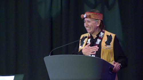 AFN regional Chief Mike Smith 2