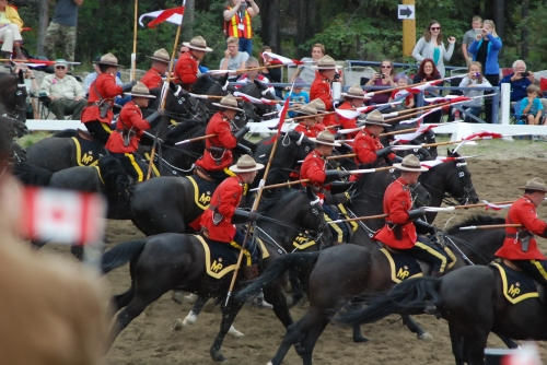 RCMP Musical Ride whitehorse (11)