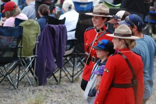 RCMP Musical Ride whitehorse (3)