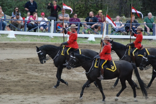 RCMP Musical Ride whitehorse (6)