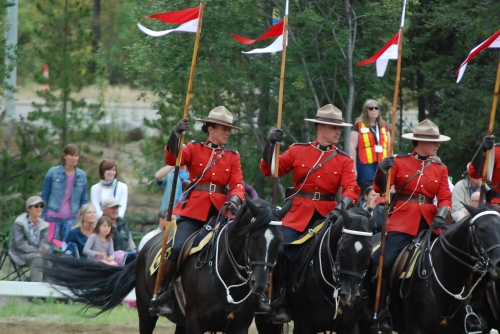 RCMP Musical Ride whitehorse (9)